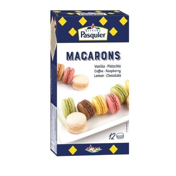 1CP061651 Mini macarons classici 154g