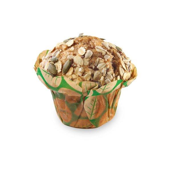 Granola & Pecan Vegan Muffin