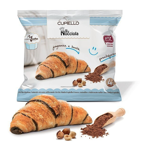 1R2390 - Cornetto Re Nocciola