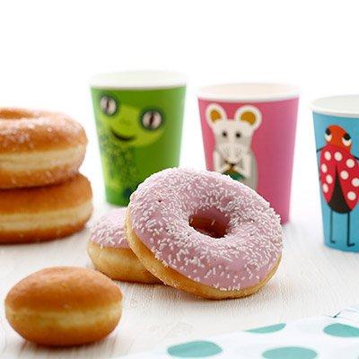Ciambelle - Donuts - Bomboloni
