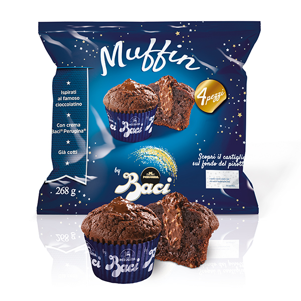 Muffin by Baci Perugina